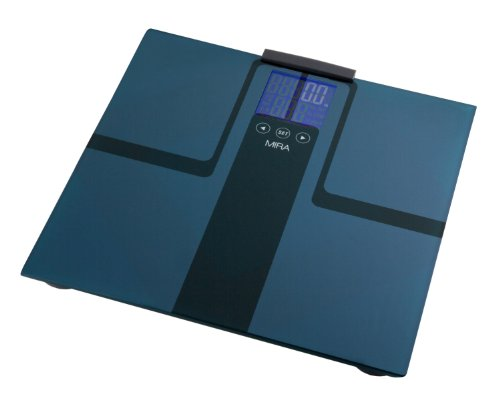 MIRA Digital Body Fat Scale & Body Fat Analyzer Review