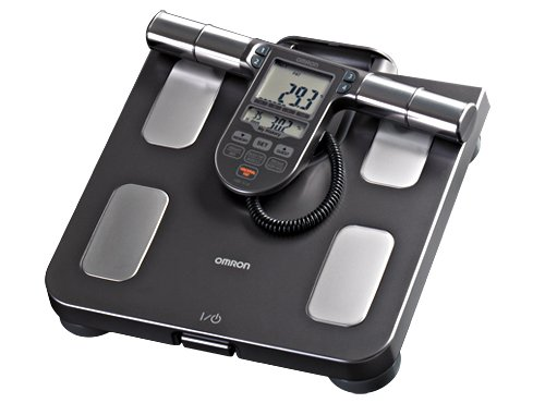 Omron HBF-514c full body composition sensing monitor and scale review